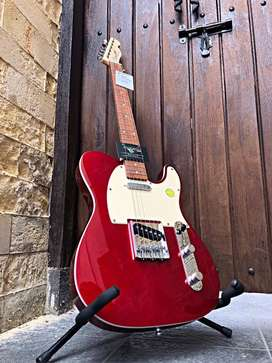 Tokai ATE-52B ORC/CJ Breezysound 2020 Old Candy Apple Red W/Carb