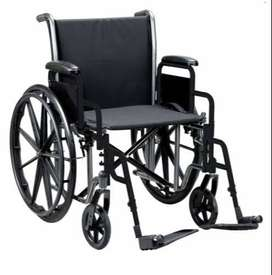 All kinds of Wheel chair are available used or in new condition.