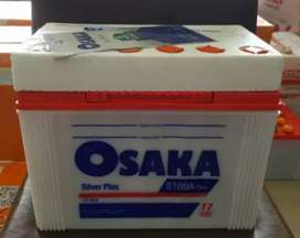 New Box Packed Osaka S 100 Plus ( 11 Plates ) with 6 Months Warranty.