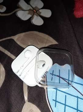 Iphone orignal wired headphone 3.5mm jack used in iphone 4 5 and 6