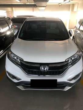 Dijual Honda CRV 2.0AT tahun 2015