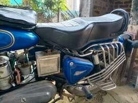 Old model royal enfield diesel bike fr sale