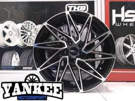 Velg Mobil Optima Carnival dll Ring 18 HSR Wheel TAUNGO H5X114,3