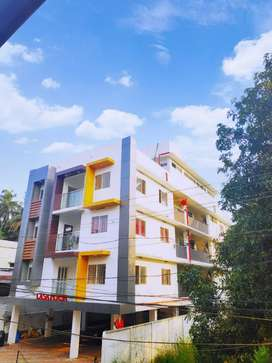 Ready to move 3bhk flat for sale brand new in Thrissur