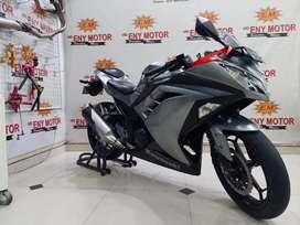 02 Kawasaki Ninja 250 th 2013 barang mulus #Eny Motor#