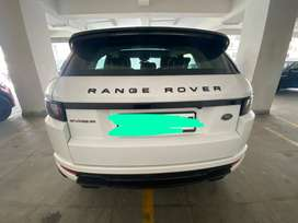 selling range rover evoque top end 2017