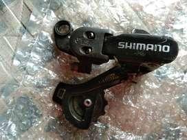 shimano rear derailleur 7 speed