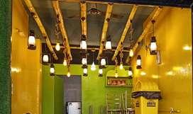 Ceiling hanging lights