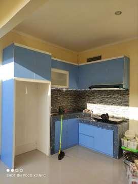 Kitchen set,, kamar set,, minimalis HPL DLL (costume)