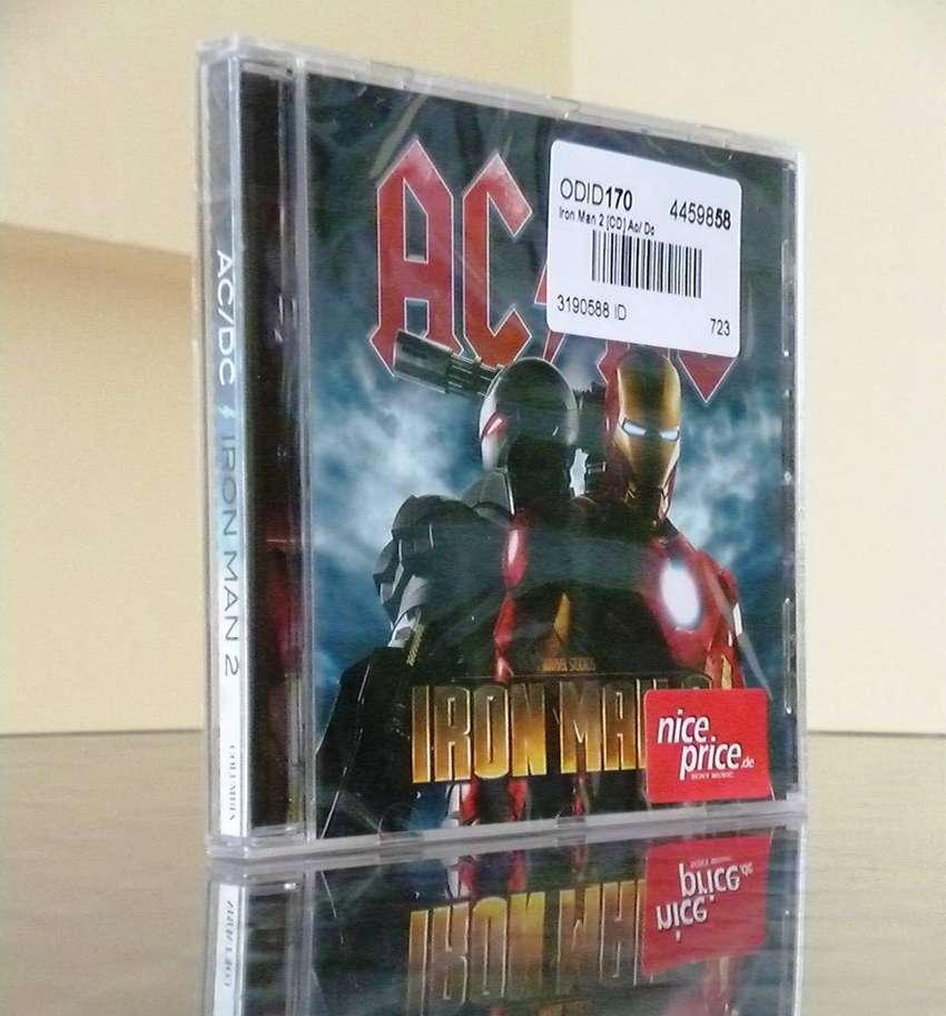 AC DC Iron Man 2, BARU, - SEGEL - CD Import 0