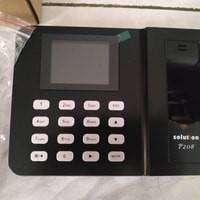 Solution P208 Finger Print Mesin Absensi Sidik Jari
