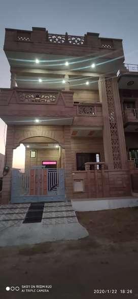 Full furnished house 20*60 near spicy kitchen shyam Nagar Jodhpur