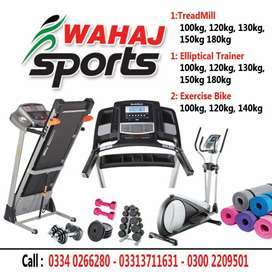 Home Use & Commercial Exercise Machines