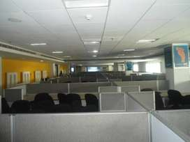 Jubilee Hills, 50300sft, plug and play office space available for rent