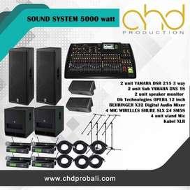 Sound System Bali