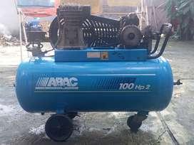 Mesin Kompresor angin Merk ABAC 2pk