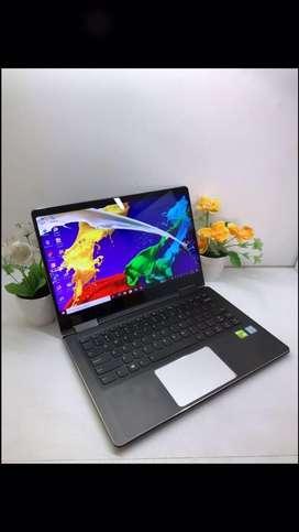 Lenovo Yoga 710-14lskAC  Cocok untuk rendering