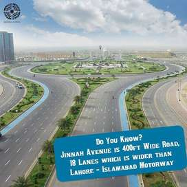 Plot For Sale In Liberty Commercial, Bahria Town Karachi