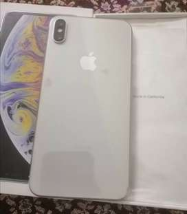Iphone xs max 64gb PTA approved, JVset