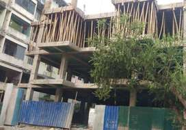 3BHK Under constructioon flat for sell at ulubari