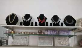 Necklace dummies for jewellery
