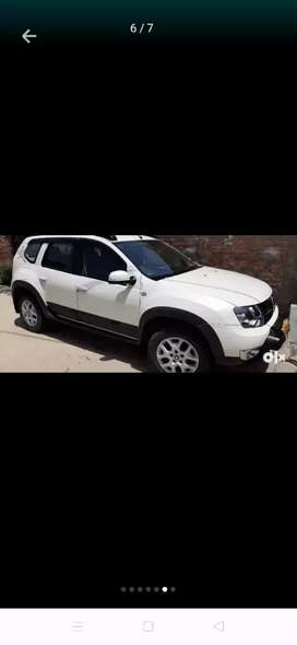 Renault's duster adventure  edition