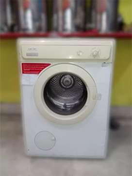 mesin pengering pakaian ready baru dan second