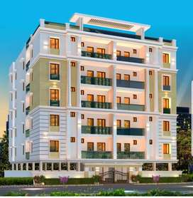 3bhk flat for sale at Brindwana colony gate no 1
