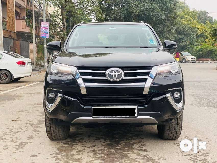 Toyota Fortuner 2.8 4X4 Automatic, 2018, Diesel 0