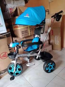 Sepeda stroller exotic & gratis ongkir