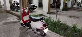 Vespa modified model
