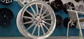 Velg murah Ring 17x7.0 h8x100/114.3 et40 cocok untuk Vios Livina Etios