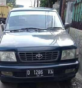 Toyota Kijang LX Bensin Tahun 2002 Pajak Isi