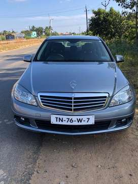 Mercedes-Benz C-Class 220 BlueEfficiency, 2011, Diesel