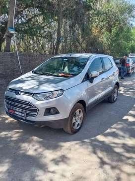 Ford Ecosport Trend Plus, 2013, Diesel