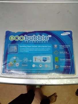 Samsung Washing Machine Ecobubble 7KG