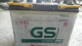 Aki gs astra hybrid n60
