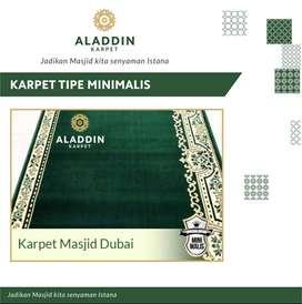 Ready Karpet Masjid Minimalis Gratis Pasang Probolinggo Kota