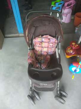 A new baby trolly