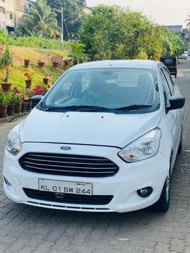 Ford Aspire 2015 Diesel Good Condition