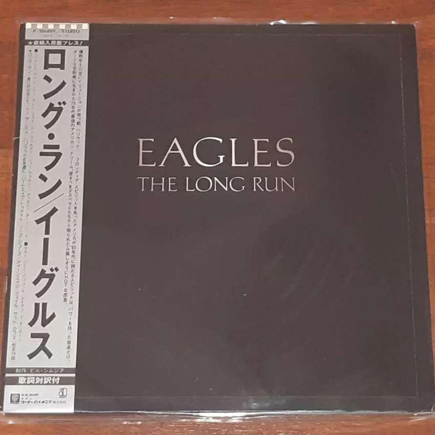 Eagles-The Long Run (Vinyl/Piringan Hitam) Jpn 0