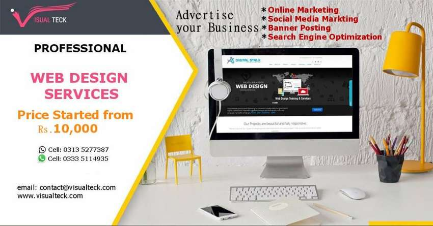 Un believable Offer Website Designing & Developmen, E-commerce , SEO 0
