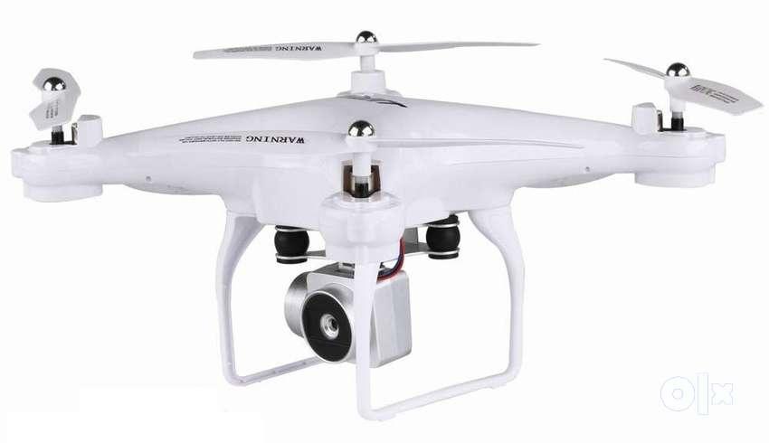 Drone camera Quadcopter – with hd Camera – white or black Colour 0