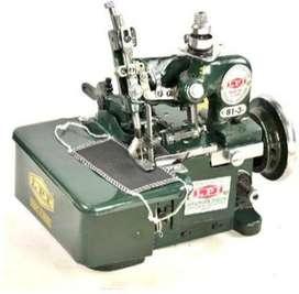LPI OVERLOCK SEWING MACHINE HEAD Overlocker Sewing Machine