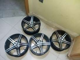 Vossen alloy rims new condition 15 size ha genuine vossen ha