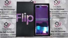 Samsung Galaxy ZFlip Purple 8/256GB In Mint condition