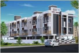 Grand new flats -poonamallee