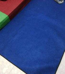 Tikar Karpet Babut Buana Polos Kamar Tidur Ruang Tamu Masjid Musholla