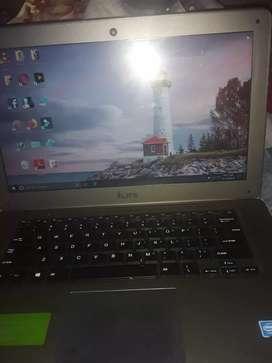Laptop window 8th
