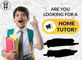 6th-10th Home tutor for Maths, and Science